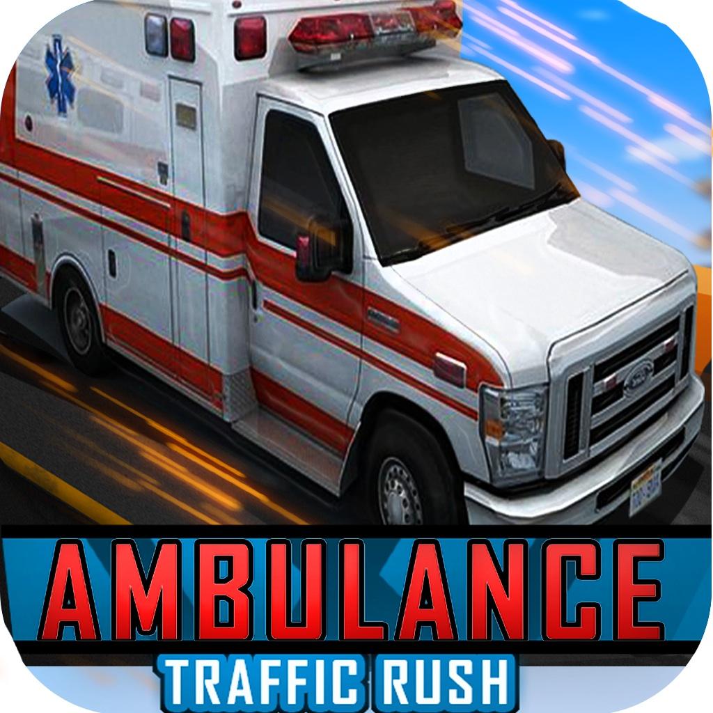 Ambulance Traffic Rush